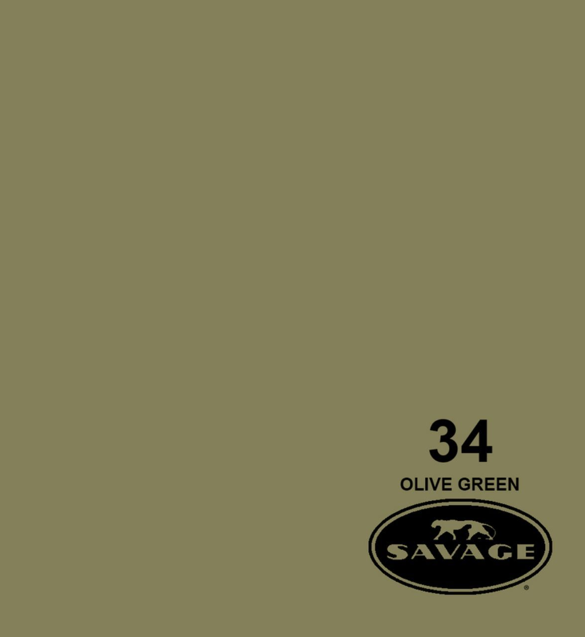 فون کاغذی Savage #34 olive green 11*3