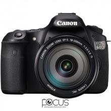 Canon EOS 60D 18-200 IS